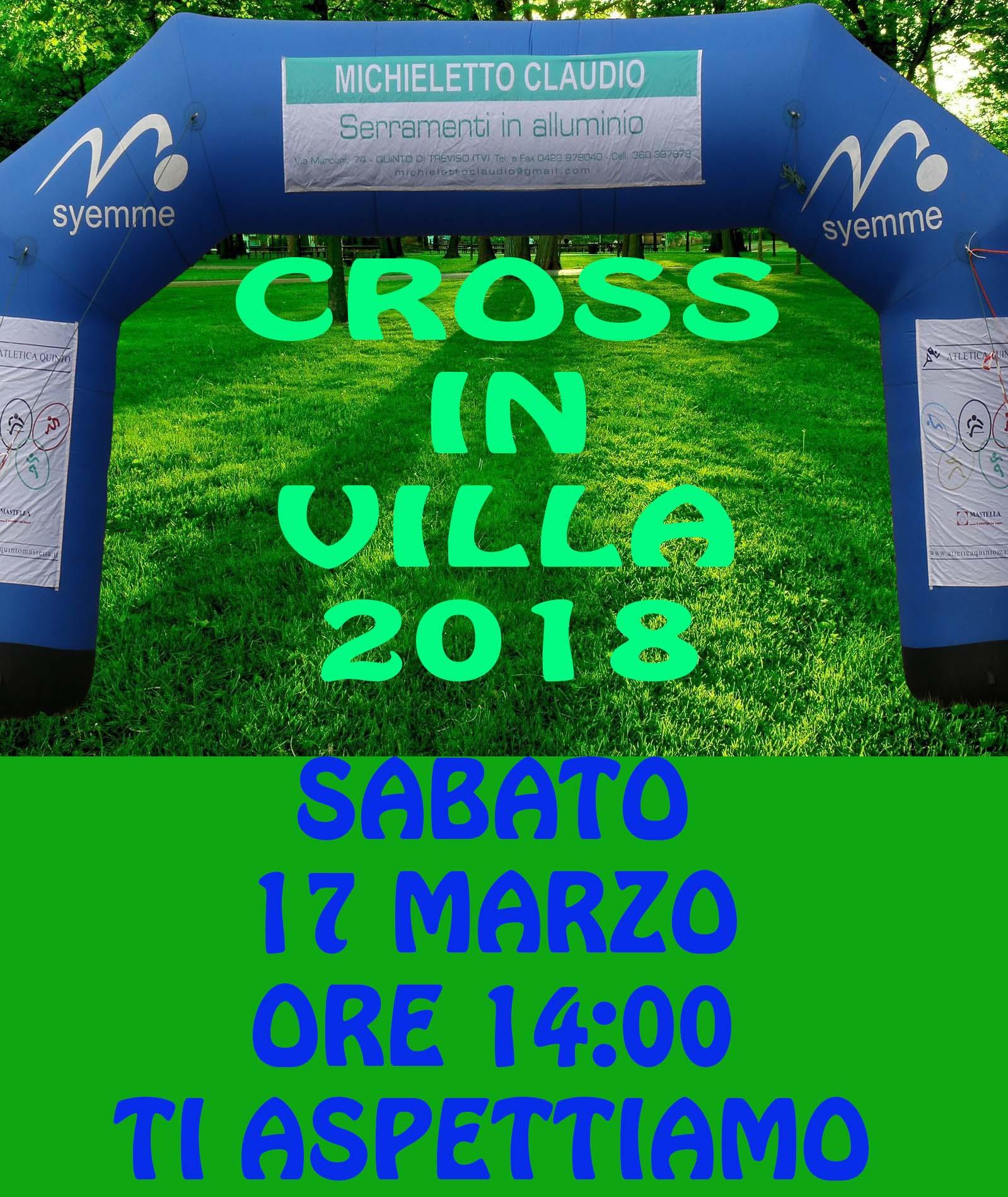 Cross in Villa 2
